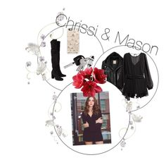 """Chrissi - Its time to speak"" by fashionista1620 on Polyvore featuring Kunst"
