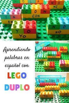 Usa ladrillos LEGO p