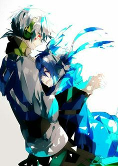 *^* konoha and ene  Kaguerou project