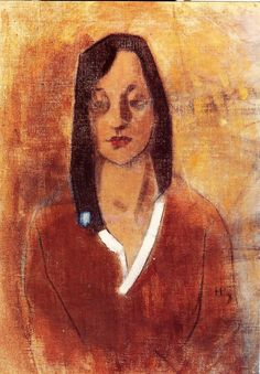 The Finnish artist Helene Schjerfbeck painted mainly works depicting herself, other women, children, & the home. Born in Hels. Helene Schjerfbeck, New Artists, Famous Artists, Helsinki, Klimt, Project Abstract, Female Painters, Nordic Art, Girl Reading