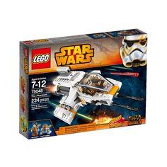 Lego Star Wars - Phantom; Únete a la resistencia rebelde para luchar contra el malvado Imperio en la lanzadera de ataque Phantom, una recreación de la nave de la serie de televisión Star Wars: Rebels!   ... En   http://www.opirata.com/lego-star-wars-phantom-p-26552.html