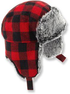 Lumberjack Beanie