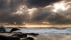 Awesome Seascape Wallpaper