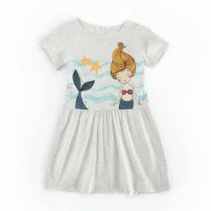 DOMO KUN 100/% Cotton Toddler Baby Boys Girls Kids Short Sleeve T Shirt Top Tee Clothes 2-6 T