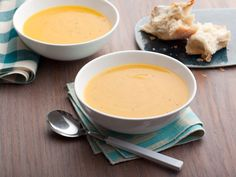 Butternut Squash Soup from FoodNetwork.com