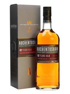 Auchentoshan 12 Year Old Scotch Whisky : The Whisky Exchange
