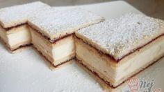 Mrkvánky s povidly – RECETIMA I Love Food, Naan, Vanilla Cake, Ice Cream, Sweets, Snacks, Baking, No Churn Ice Cream, Gummi Candy
