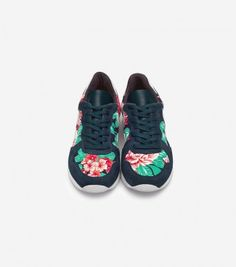 HOLIDAY LOW TOP SUEDE BLOSSOM...
