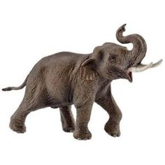 Buy the Schleich Asian Elephant Female Cow figure at MiniZoo, Australia's online store for wild life figurines and model animals. Elephant Anatomy, Bull Elephant, Elephant Family, Asian Elephant, Wild Life, Figurine Schleich, Female Cow, Elephant Eating, Elephas Maximus