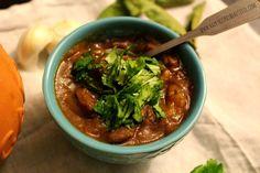 Slow Cooker Indian Kidney Beans (Rajma)