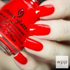 """China Glaze Desert Escape Summer Specialty Collection 2015 Swatches and Review """"The Heat Is On"""""""