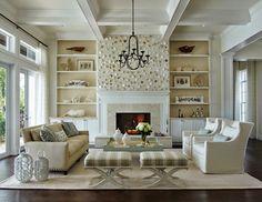coastal living room | JMA Interior Decoration