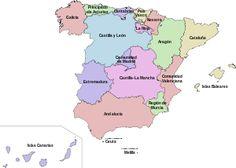 Comunidades autónomas de España por población - Wikipedia, la enciclopedia libre