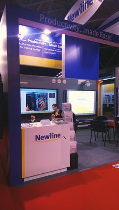 NewLine Interactive #DisplayInterattivi #Multitouch #Productivity