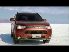 ▶ Campanha All New Outlander: o 4x4 esportivo ainda mais high tech - YouTube