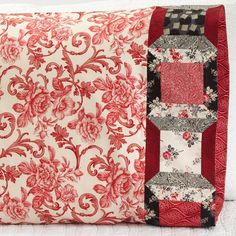 Pillowcase Pattern 33: Spools
