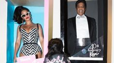 Beyonce, Jay Z And Blue Ivy Dress Up As Barbie And Ken #Entertainment #News