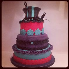 Jemima - by timefortiffin @ CakesDecor.com - cake decorating website