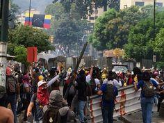 Venezuela Riots April 2014