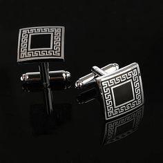 High Quality Abotoaduras Jewelry Gemelos Men Cufflinks