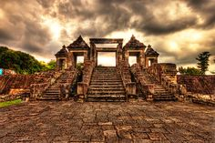 mysterious palace in Yogya, Indonesia