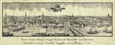 Budapest, Vintage World Maps
