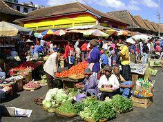 Marché d'Analakely : Marchés : Tananarive (Antananarivo ...