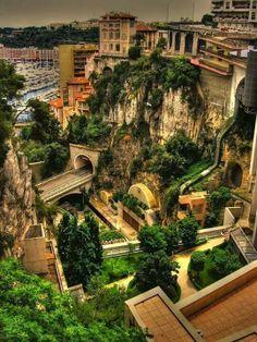 Oh, Monaco