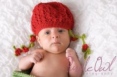 Lace and Roses Beanies from Infants to Adults by SandysCapeCodOrig, $3.00