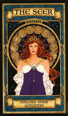 Oraculo Madame Endora: El Vidente - La magia del Tarot