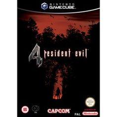 Resident Evil 4 Game for the Nintendo Gamecube (GC). Buy Now from Fully Retro! Resident Evil 4 Gamecube, Resident Evil Game, Ever After High Games, Gamecube Games, Ps4 Games, Arcade Games, Nintendo, Evil Games, Just Video