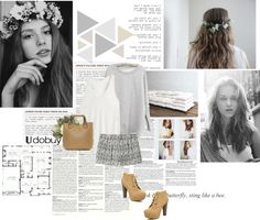 """All the young things line up to take your place..."" by diegolohve ❤ liked on Polyvore"