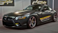 DStyle Tuning Package for Current Generation BMW Coupe & Roadster Bmw Z4 M, Bmw Z3 Roadster, Tuning Bmw, Bmw Love, Car Manufacturers, Hot Cars, Dream Cars, Super Cars, Vehicles