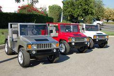 H3 HUMMER Golf Cart by American Custom Golf Cars and Custom Carts
