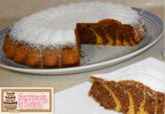 Torta Zebrata - Zebra Cake