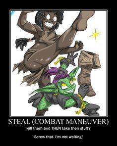 A gallery of RPG-themed Demotivators. Most are taken from this forum thread, but images can also be submitted directly to this site. Dnd Dragons, Dungeons And Dragons Memes, Dungeons And Dragons Homebrew, Dnd Funny, Dragon Memes, Dnd 5e Homebrew, Pathfinder Rpg, Fantasy Rpg, Gaming Memes