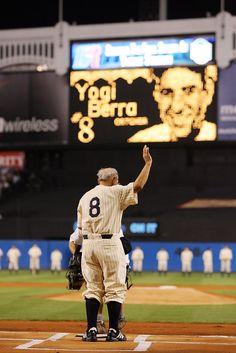 """tommywantwingy: """" Yogi Berra 1925 - 2015 Rest in Peace """""""