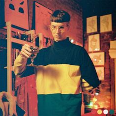 Gus Dapperton touring, playing Rough Trade, SXSW & more (listen) || 20-year old Warwick, NY songwriter Gus Dapperton has been picking up some buzz for his 2017 debut EP Yellow and Such and the single that followed, Prune, You Talk Funny... http://www.brooklynvegan.com/gus-dapperton-touring-playing-rough-trade-sxsw-more-listen/?utm_campaign=crowdfire&utm_content=crowdfire&utm_medium=social&utm_source=pinterest