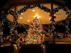 Cape May Christmas Lights | lights in Cape May, NJ | Christmas Is...