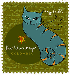 Criadero de Gatos de Raza Ragdolls - Bogotá Colombia Nagano, Scooby Doo, Fictional Characters, Home, Factory Farming, Bogota Colombia, Pets, Gatos, Fantasy Characters