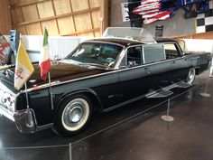 Kennedy limo