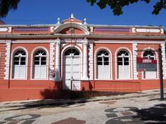 Cuiabá, Mato Grosso, Brasil - Museu Histórico de Mato Grosso, antigo prédio do Tesouro do Estado de Mato Grosso