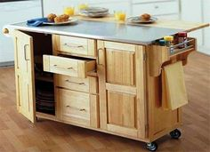 Great Storage Solutions For Your Kitchen Hometone | Ideas For The House |  Pinterest | Storage, Kitchens And Kitchen Carts