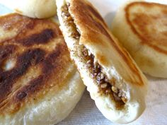 Korean Cinnamon Sugar Stuffed Pancakes (Hotteok)