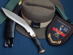 Kukri knifes Read all about them in SANP