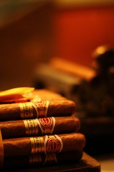 Cuban Cigars by Danny VB, via Flickr