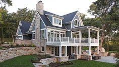 House Plans with Walkout Basement Inspirational Lake Geneva Architect. House Plans with Lake House Plans, Basement House Plans, Dream House Plans, House Floor Plans, Walkout Basement, Villa Design, Future House, Beautiful Homes, Beautiful Beautiful