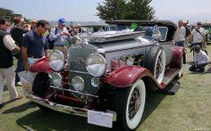 1930 Cadillac 452 V-16 Fleetwood Roadster - fvl