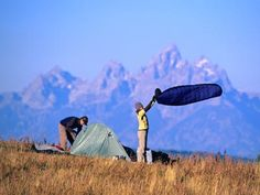 """New to the outdoors? Check out """"How backpacking works"""""""