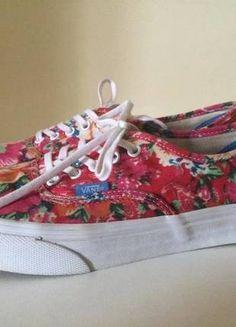 Achetez vans chaussure femme fleurs > 51% de r duction!